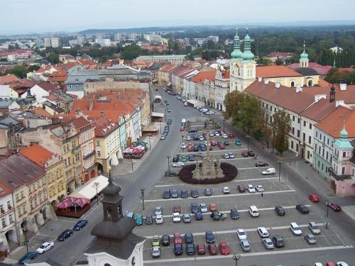 Let balonem Hradec Králové