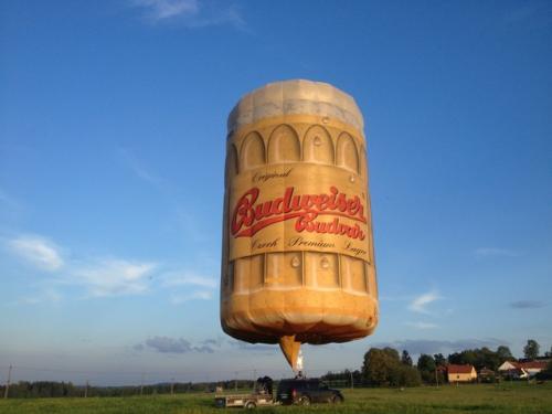 Let balonem Jihlava