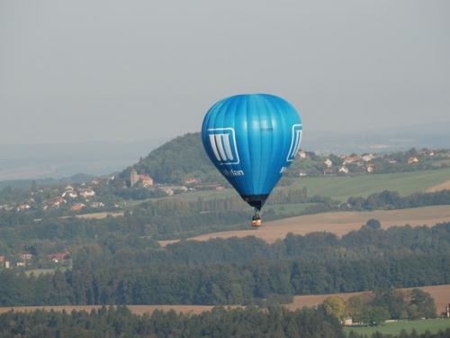 Let balonem Český ráj - Mladějov