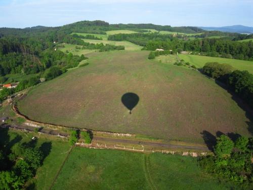 Let balonem Zlín
