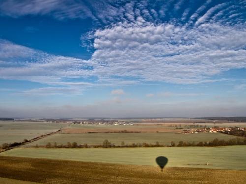 Romantický let balonem Hluboká nad Vltavou