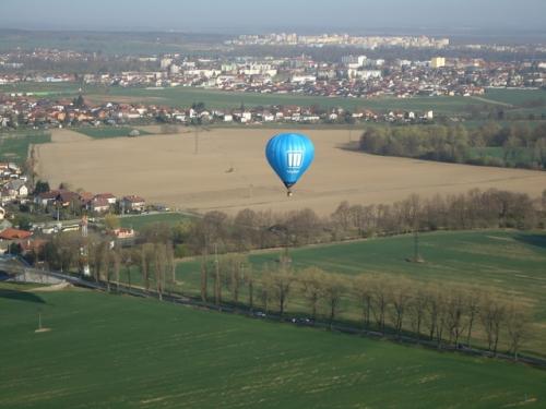 Let balonem Pardubice