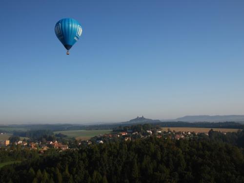 Let balonem Uherské Hradiště